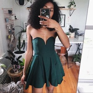 Nasty Gal Sweetheart Dress